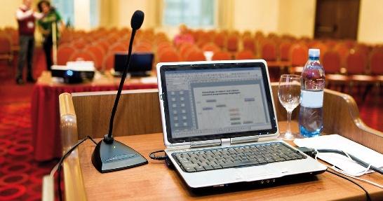 Aufsichtsratssitzung mit Mandatos